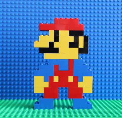 作り方 レゴマリオ